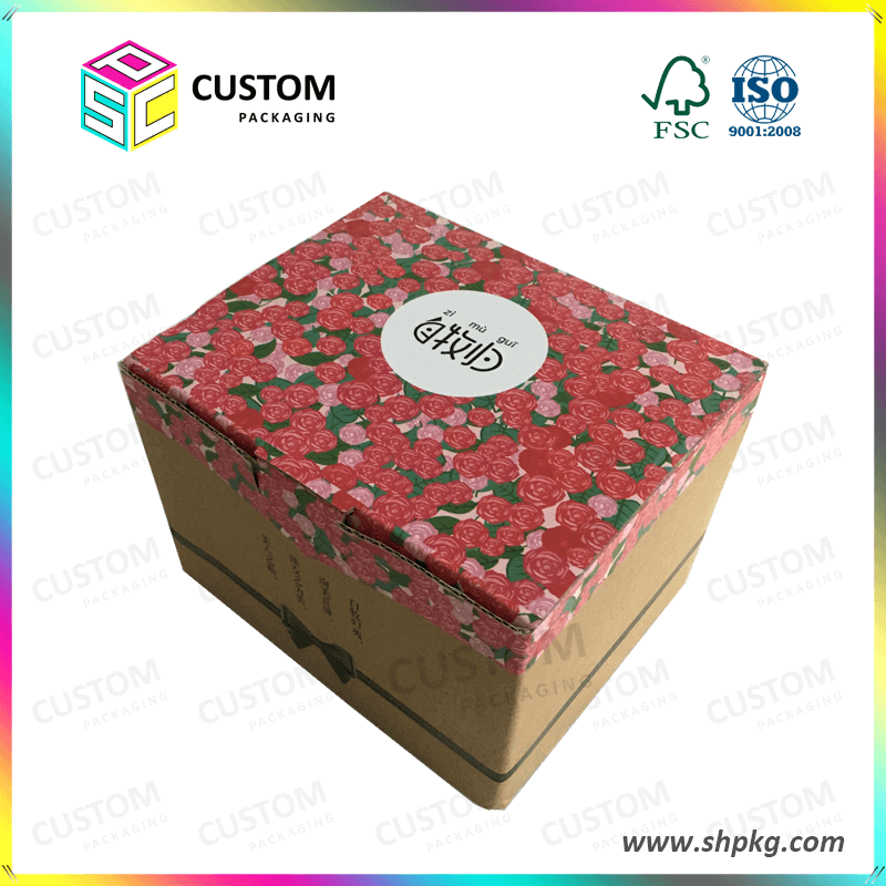 2016 Hot Sale Paper Box for Flowers