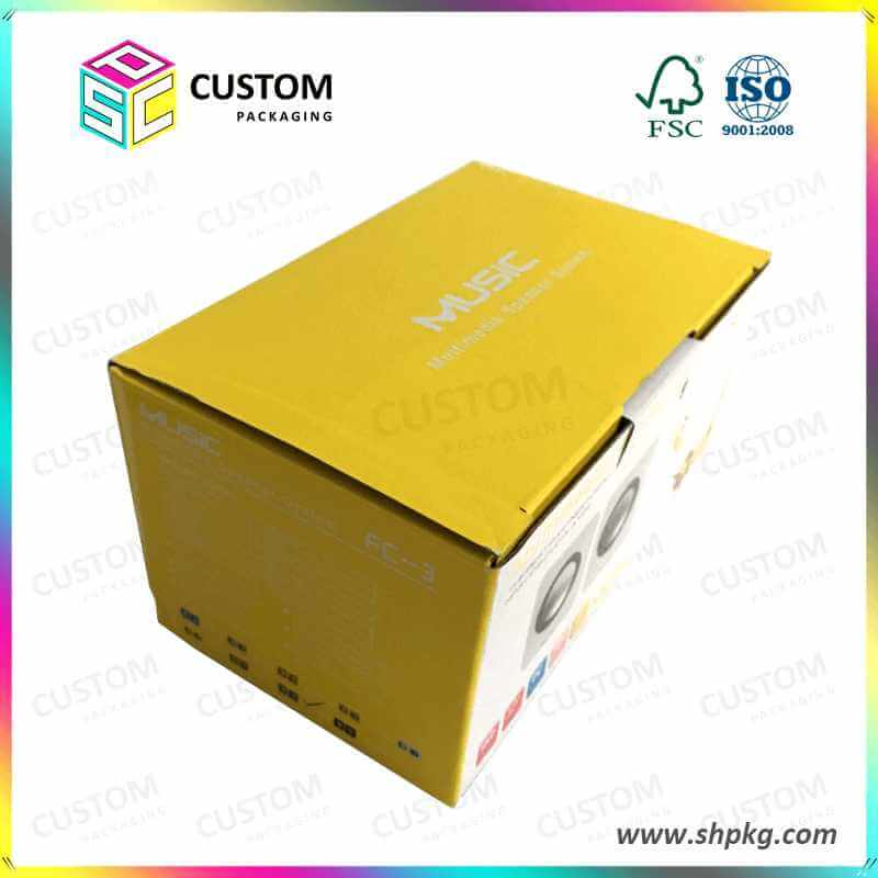 Autofold Household Device Paper Box