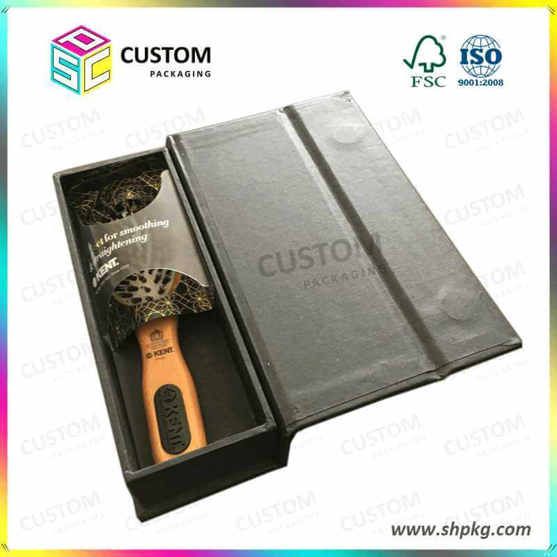 MDF Material Packaging Box for Brushes