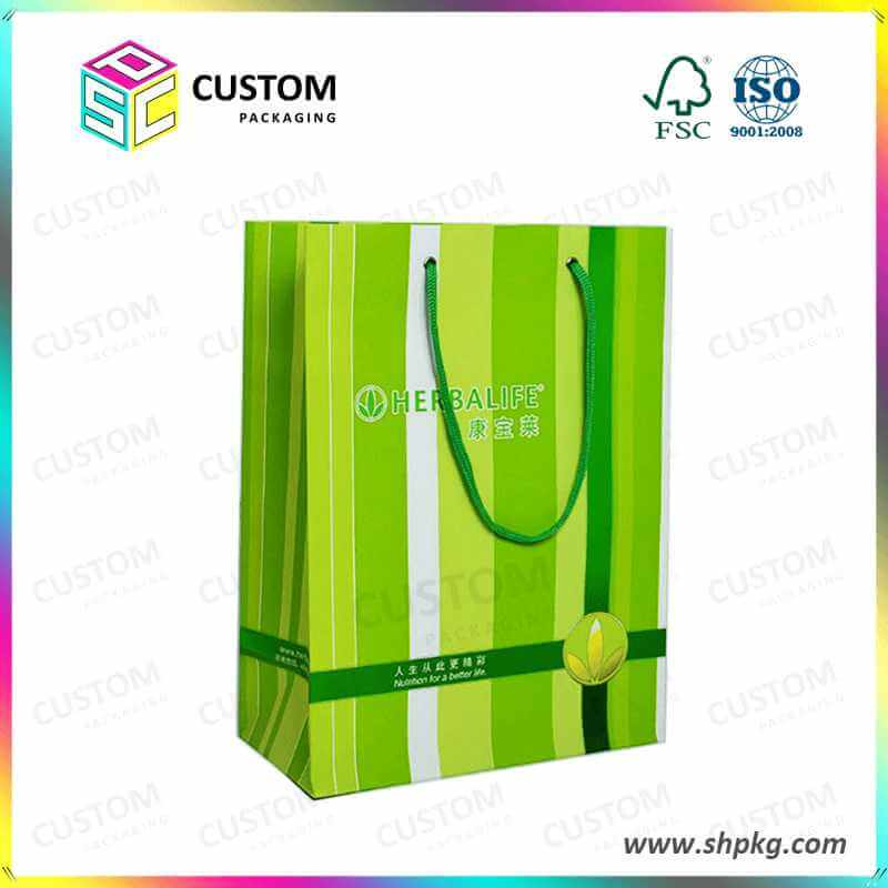 attractive paper bags shopping bags