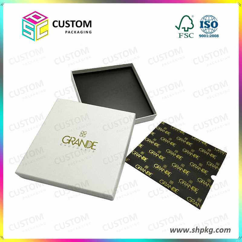 Chocolate Gift Packaging Boxes