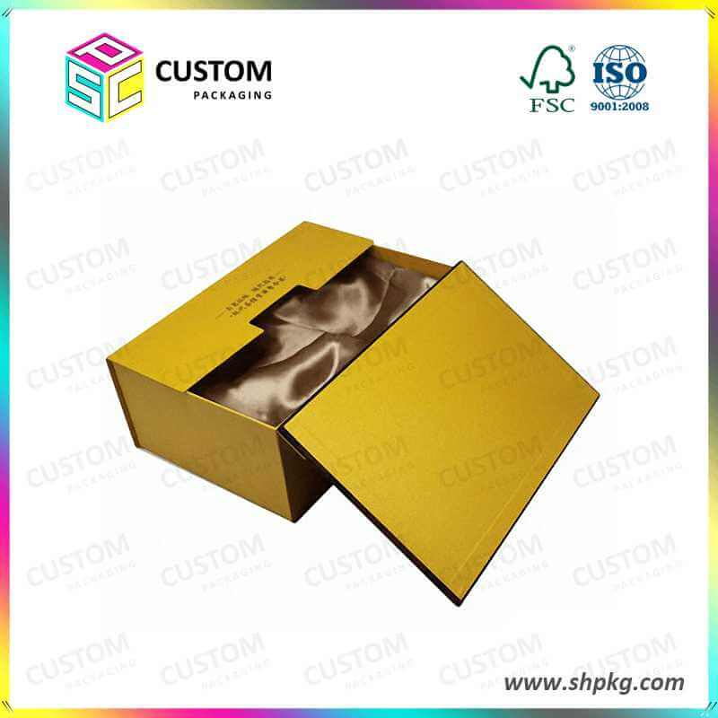 Full flap gift packaging box