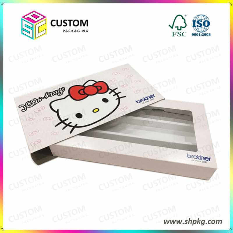 hello kitty packaging box gift packaging