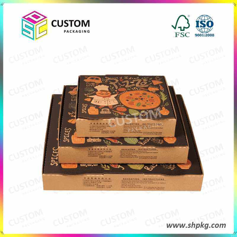 Custom Product Catalogue Printing Design: Pizza Boxes For Sale, Pizza Box, Food Packaging, Food Box