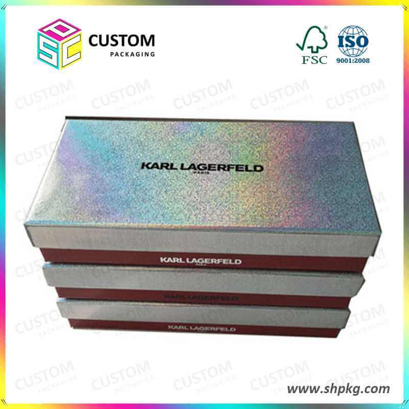 Silver-finish-gift-box